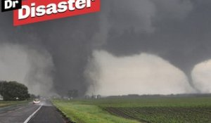 Double tornade mortelle aux Etats-Unis / Dr Disaster