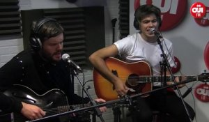 Klaxons - There Is No Other Time - Session Acoustique OÜI FM