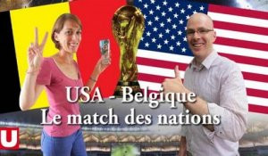 USA-Belgique : le match des nations