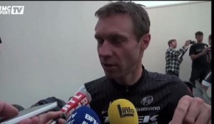 Football / Jens Voigt regardera France-Allemagne sur sa table de massage - 03/07