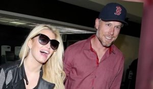 Jessica Simpson épouse Eric Johnson
