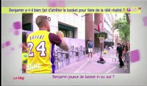 Public Zap : Benjamin des Anges 5 joueur de basket In ou Out ?