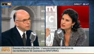 Bourdin Direct: Bernard Cazeneuve - 21/07
