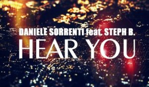 Daniele Sorrenti  Ft. Steph B. - Hear You (Giovanni Guccione Radio Remix)