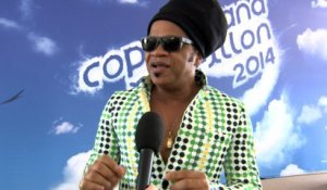 Rio 2 - Interview Carlinhos Brown VO