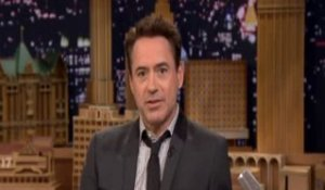 Jimmy Fallon / Robert Downey Jr - Emission du 9 octobre sur MCM !