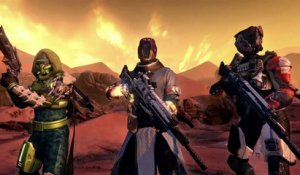 Destiny - Mars Gameplay Trailer PS4 Xbox One
