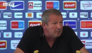 Football / Courbis encense l'OM - 18/06