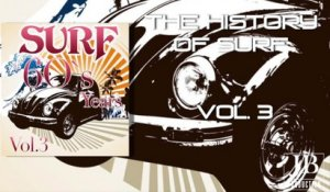 Various Artists - The History Of Surf, Vol. 3