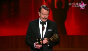 Emmy Awards 2014 : Breaking Bad gagnant, True Detective se ramasse (vidéo)