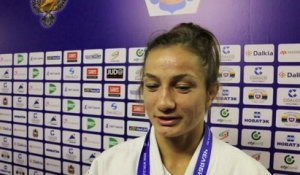 "Majlinda Kelmendi ""A life dedicated to judo"""