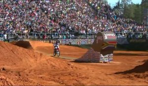 Josh Sheehans gagne les Red Bull X-Fighters Pretoria 2014