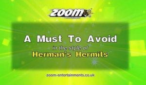 Zoom Karaoke - A Must To Avoid - Herman's Hermits