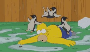 Le Ice Bucket Challenge des Simpsons