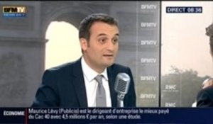 Bourdin Direct : Florian Philippot - 09/09