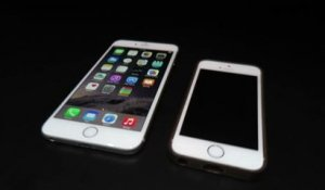 iPhone 6 vs iPhone 5s : comparaison