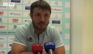 Rugby / Le Racing Metro assure face au LOU - 13/09