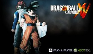 Dragon Ball Xenoverse Trailer TGS 2014