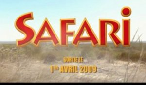 Safari - Teaser (VF)