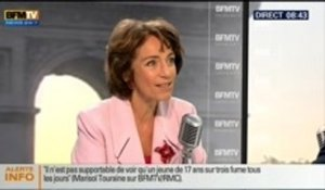 Bourdin Direct: Marisol Touraine – 26/09