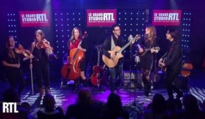 Adam Cohen - Uniform en live dans le Grand Studio RTL