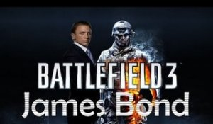 James Bond Sur BF3 ! + Superman de retour