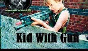 Kids with guns 2 - MW2 Funtage