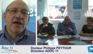 Mars Bleu contre le cancer colorectal :