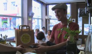 Gaspillage alimentaire : le gourmet bag