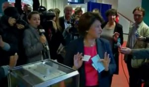 France : le PS choisira entre Hollande et Aubry