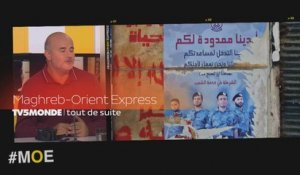 "Coming-next ""Maghreb-Orient Express"" 19/10/14"