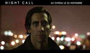 Bande-annonce : Night Call - VF (2)