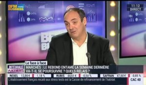 La minute d'Olivier Delamarche : Stress test, Fed et QE3 : « un grand foirage économique » - 27/10