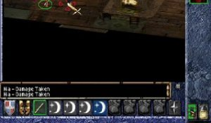 Baldur's Gate - Gameplay 3 - psx