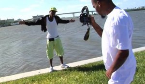 FAIL : Photo shoot d'un rappeur