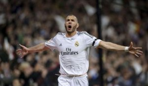 but - goal Karim Benzema  Real Madrid - Liverpool 1-0