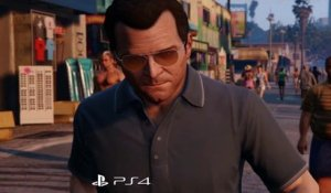 Grand Theft Auto V - Comparaison PS4 | PS3