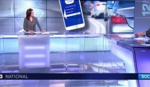Automobile : l'e-constat arrive en France