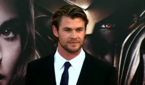 Chris Hemsworth nommé l'homme vivant le plus sexy par People Magazine