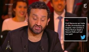 Very Bad Tweets avec Cyril Hanouna