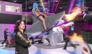Katy Perry : Elle sera la star de la mi-temps du Super-Bowl (Video)