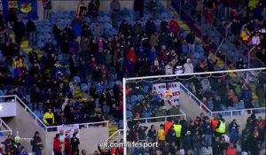 But Lionel Messi Nicosie FC Barcelone 0-2 (25-11-2014)