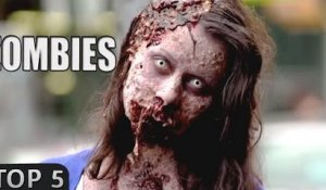 ZOMBIES ! Run! Top 5 Best ZOMBIES videos!