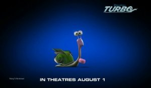 Bande-annonce : Turbo - Teaser (12) VO