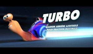 Bande-annonce : Turbo - Featurette (2) VO
