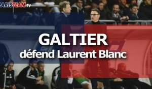 Galtier défend Laurent Blanc