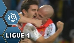 But Bernardo SILVA (67ème) / AS Monaco - Olympique de Marseille (1-0) - (MON - OM) / 2014-15