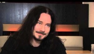 Nightwish interview - Tuomas (part 1)