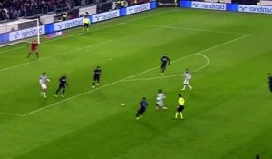 L'action géniale de Paul Pogba lors de Juve-Inter