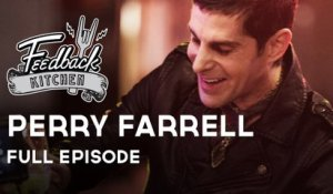 Feedback Kitchen - Mario Batali with Perry Farrell (FULL EPISODE)